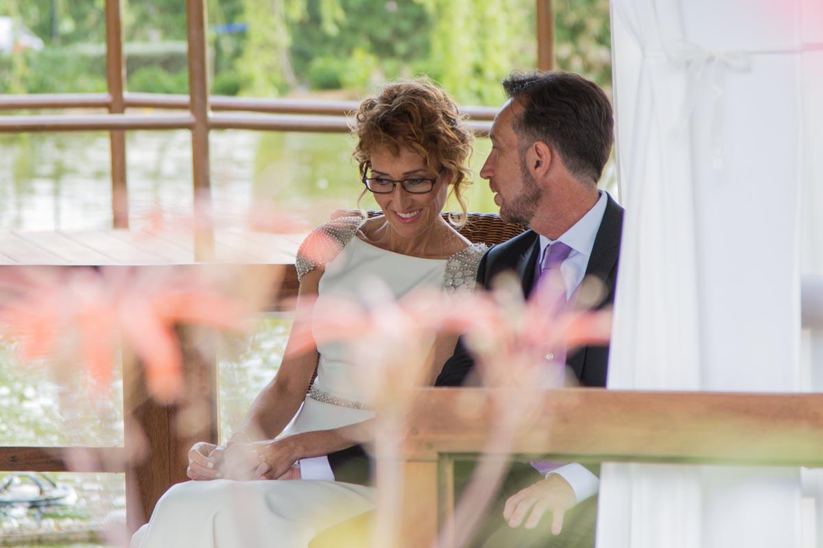 Huwelijk Marta en Jordi Taragona Spanje