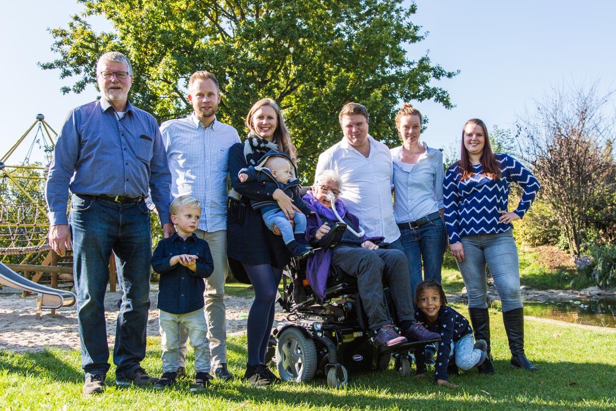 Familiefotografie Leiden