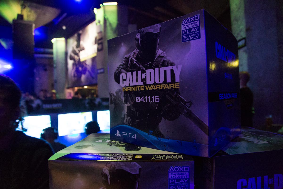 Pulse Activations - Call of Duty