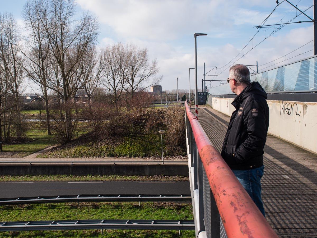 Spoorbaanpad Almere