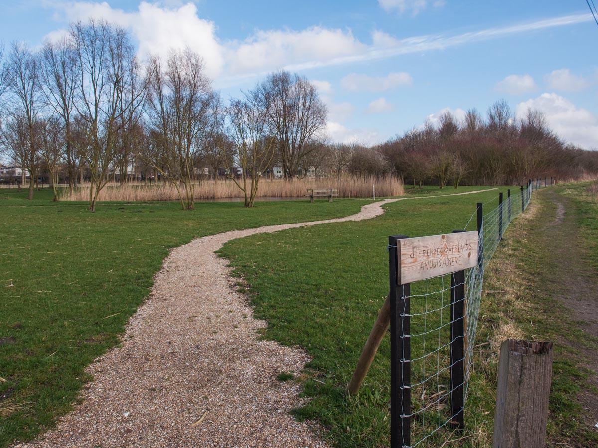 Dierenbegraafplaats Almere
