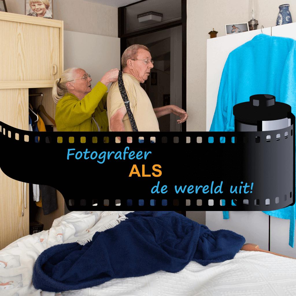 Fotografeer ALS de wereld uit