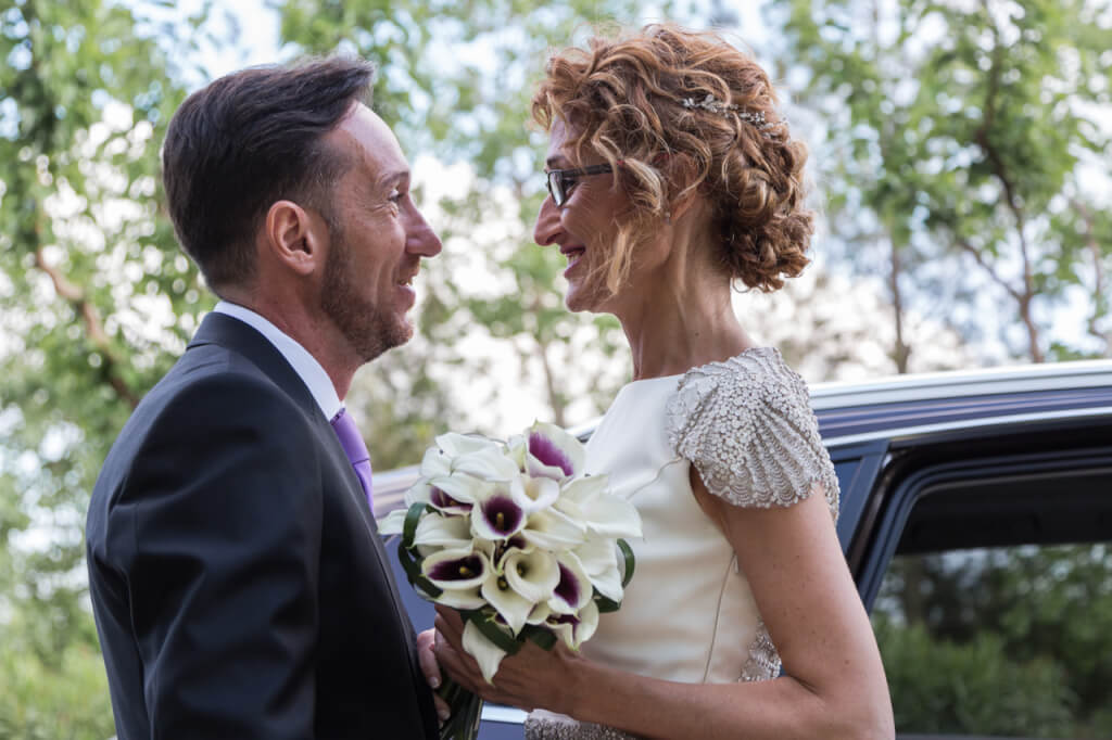Bruiloft in Spanje
