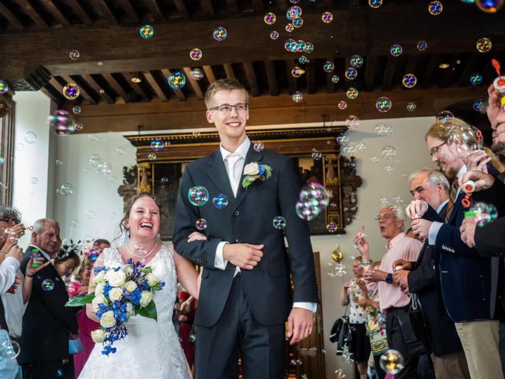Bruidsfotografie Huizen – Naarden: Niamh en Jos